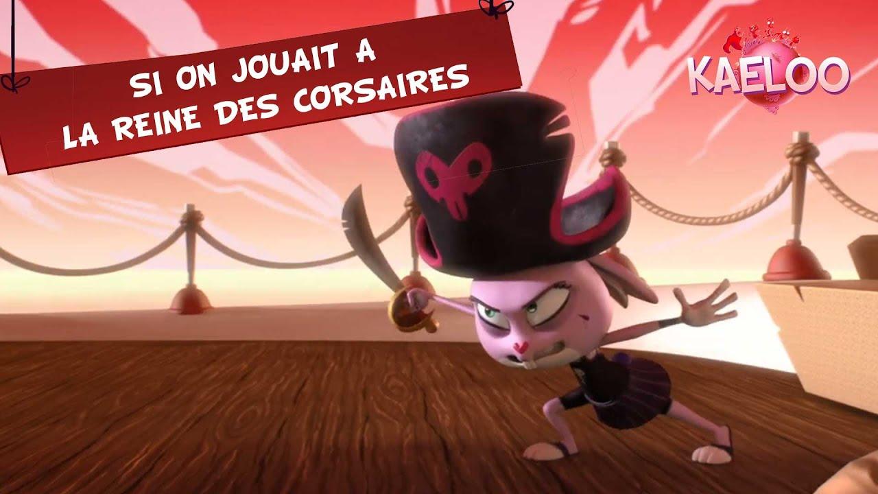 """Download KAELOO - Episode """"La reine des corsaires"""" - Ton dessin animé de la saison 3 en exclu sur TéléTOON+"""