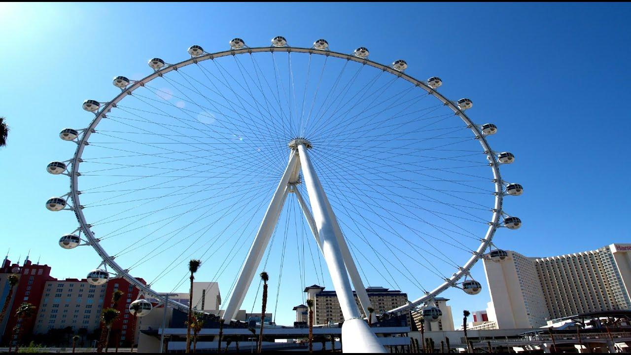 Vegas High Roller Ferris Wheel