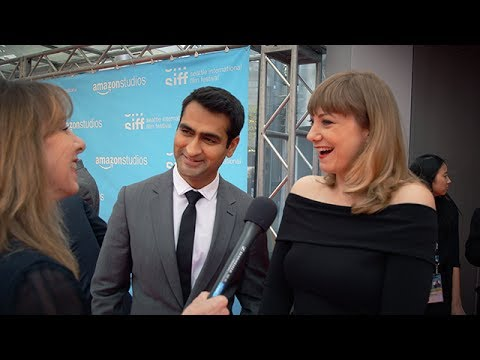 Art Zone with Nancy Guppy: SIFF Opening Night 2017