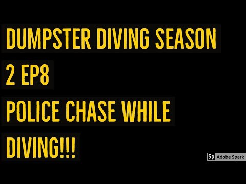Dumpster Diving Season 2 ep 8 You will never believe what happened!