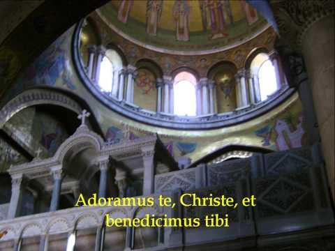 Adoramus Te, Christe  Dubois Catholic Hymns