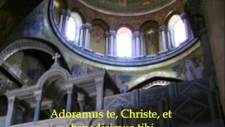 Adoramus Te, Christe - Dubois Catholic Hymns