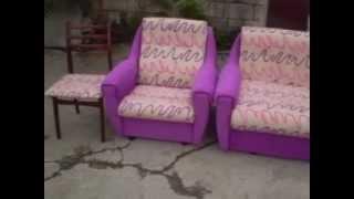 Мастерская: обивка, перетяжка, ремонт мягкой мебели.(, 2013-06-08T19:23:56.000Z)