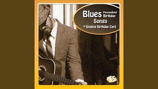Happy Birthday, James (Blues)