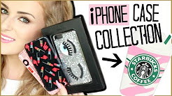 iPHONE CASE COLLECTION! // Where I buy - eBay, etc!