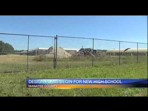 Board moves ahead with plans for new Parrish high school
