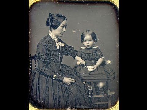 Post-mortem photography the Victorian period - YouTube