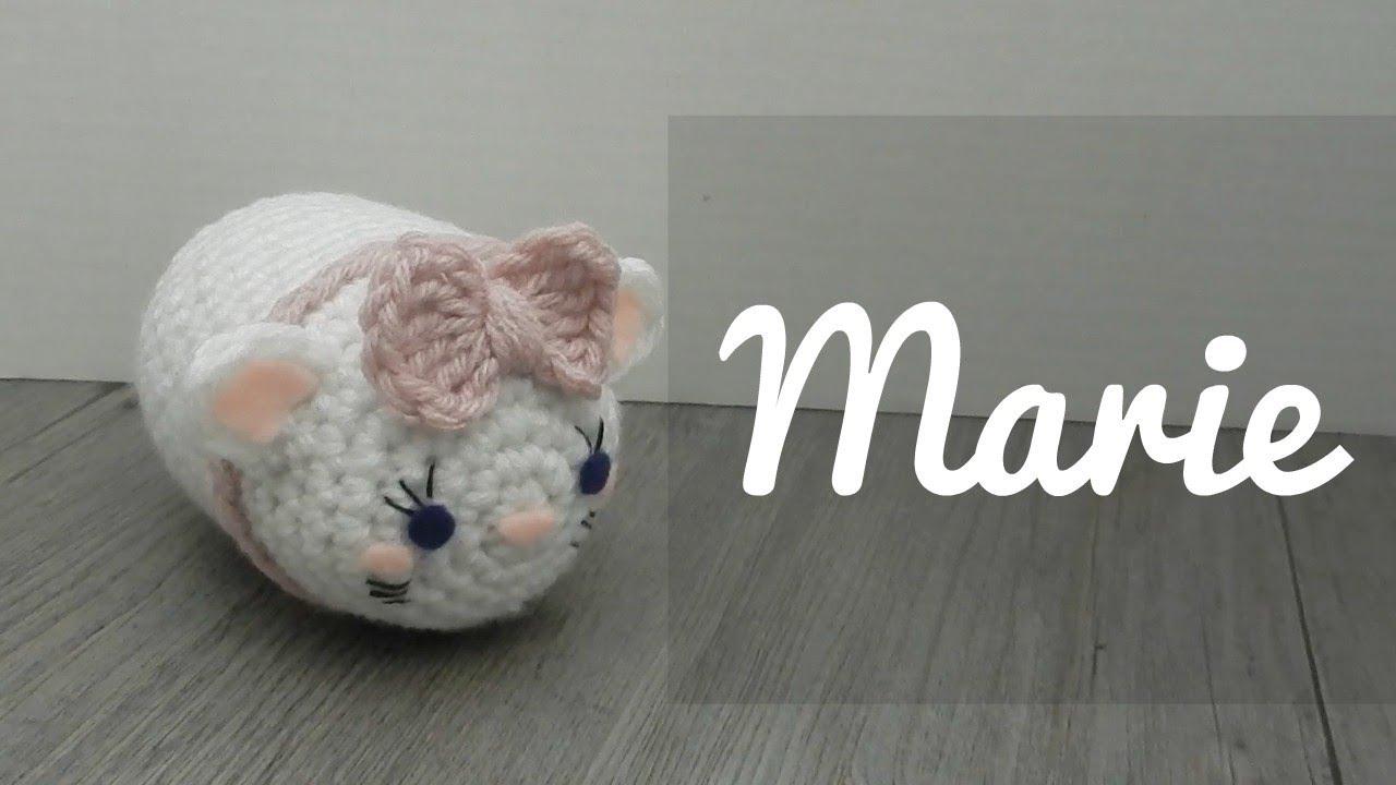 007 | Amigurumi | how to crochet PIGLET TSUM TSUM | AmiSaiGon ... | 720x1280