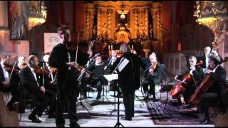 "Antonio Vivaldi - ""Cztery pory roku"" (""Le quattro stagioni"") Jesień_solo - Mateusz Makuch"