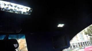 Звёздное небо в авто