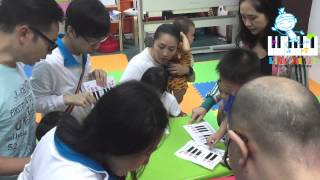 Kids music music playgroup 小蜜蜂主題 學習do mi so