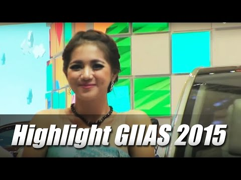 Highlight GIIAS 2015