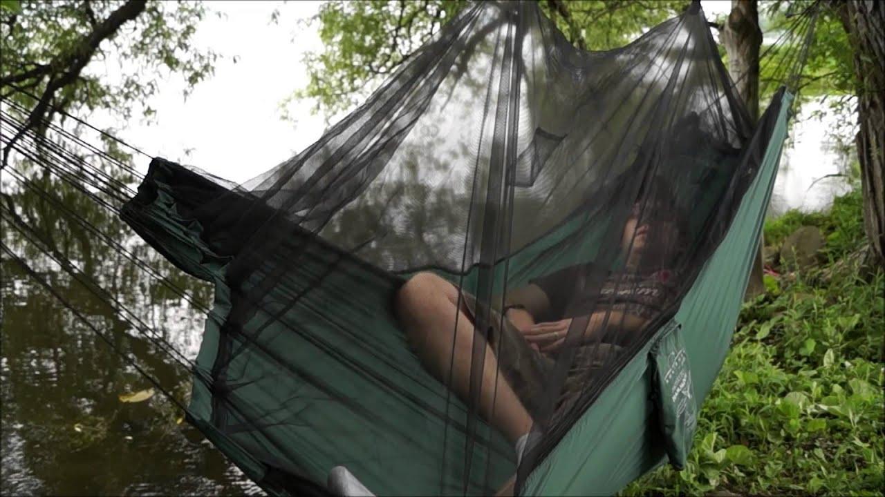 byer of maine amazonas moskito hammock   youtube  rh   youtube