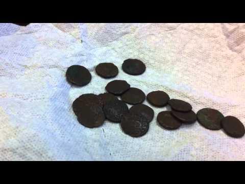 Craig's List Roman Coin Hoard Find (Part 2)