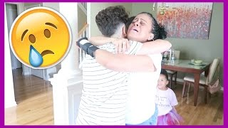 Best Family Reaction to Pregnancy Annoucement