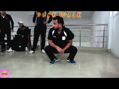 Duck Walk For Elite Players - Gautam Das