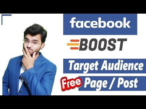 How to Boost Free Facebook Post and Pages without Payment | Tips Technology