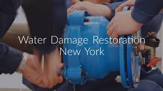 5 Star Water Damage Restoration Service in New York NY