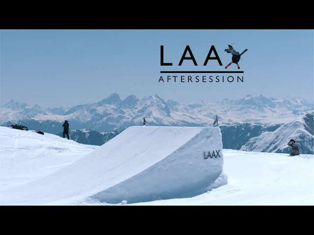 LAAX Aftersession No Name Park