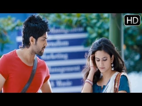 Yash wants to thank heroine | Googly Kannada Movie | Kannada comedy scenes 45 |Yash,Kruthi Karabanda