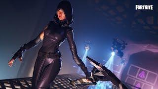 New Fate skin fortnite Gameplay
