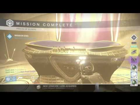 INSANE Level 28 PoE loot! w/ GJALLARHORN and another EXOTIC!