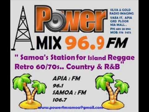 POWER FM Samoa