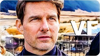 MISSION IMPOSSIBLE 6 FALLOUT Bande Annonce VF (2018) streaming
