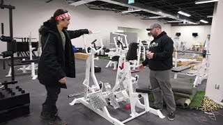 This Is What The Perfect Gym Looks Like (Fortis West Tour)