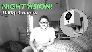 Night Vision Full HD Camera for 1600Rs? | Xiaomi XiaoFang IP Camera Review