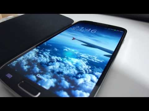 Samsung Galaxy S4 GT-l9505 view - 2013