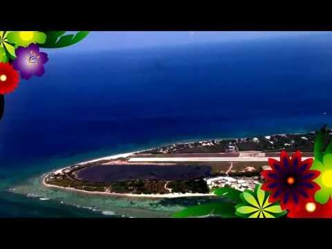 An island paradise Cayman Brac