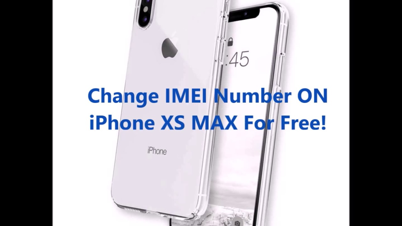 How To Repair IMEI On iPhone XS MAX For Free - Collaborate