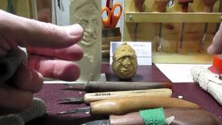 Whittlechips- Woodcarving's Basic Tools