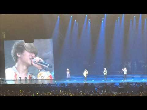 #SayaTakBolehNampak by Daesung - BIG BANG 2015 WORLD TOUR