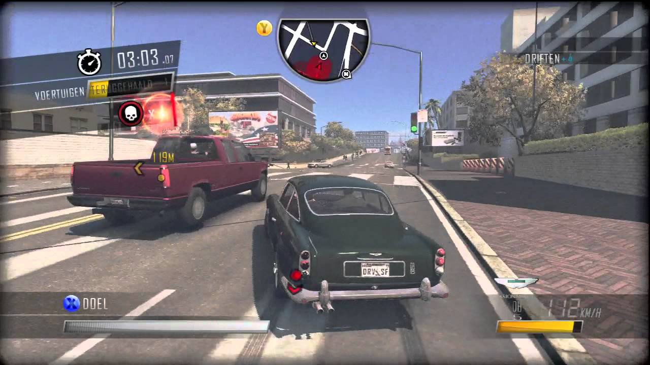 Cars Xbox 360: Returning Stolen Cars Gameplay