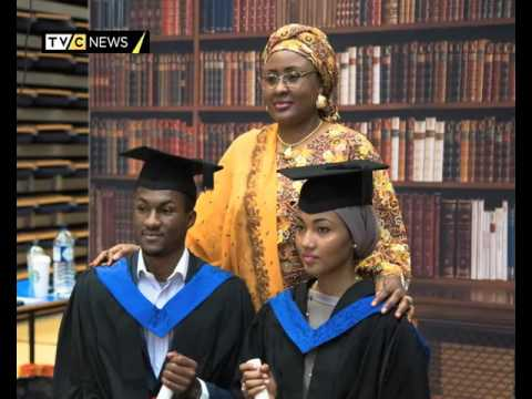 Download On The Street   Zahra Buhari : Touching lives for a better Nigeria   TVC News