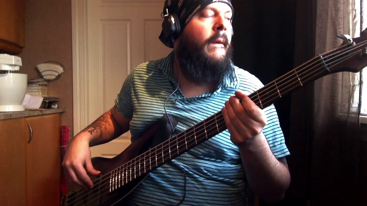 how to play i want you back on bass