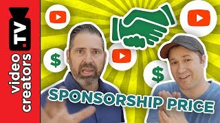 Determining How Much to Charge for a YouTube Sponsorship