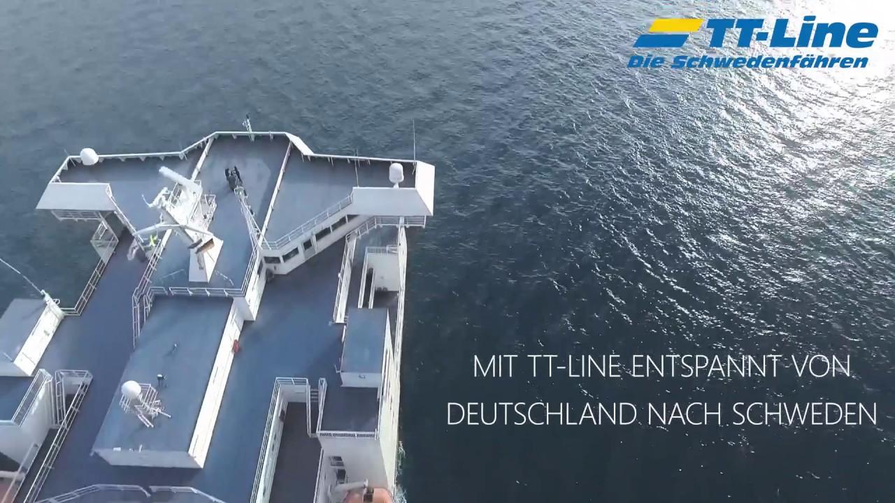 Fähre Nach Schweden Ab Rostock Travemünde Tt Line