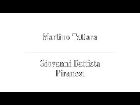 Martino Tattara (DOGMA) x Giovanni Battista Piranesi ; The Difficult Double
