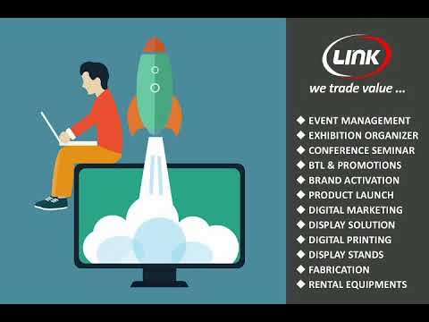 LINK ADVERTISING, EXHIBITION, DISPLAY SOLUTION