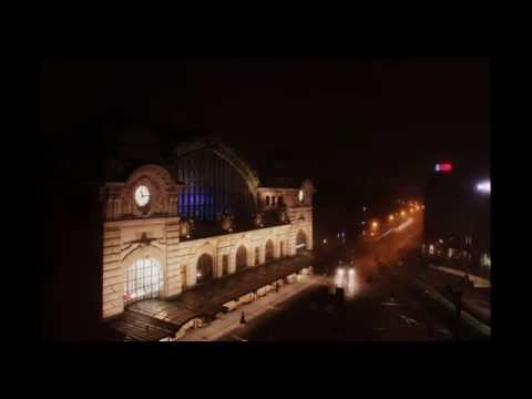Time lapse of Basel SBB