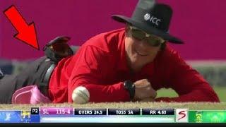 क्रिकेट के मैदान पर सबसे अविश्वसनीय घटनाएं | 5 MOST UNUSUAL INCIDENTS HAPPENED ON CRICKET FIELD