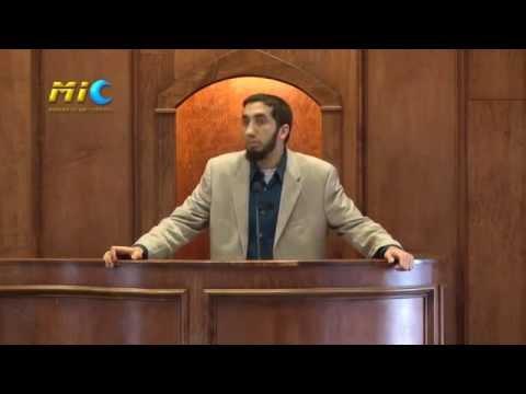 Refresh Your Iman (Faith) - Ustadh Nouman Ali Khan