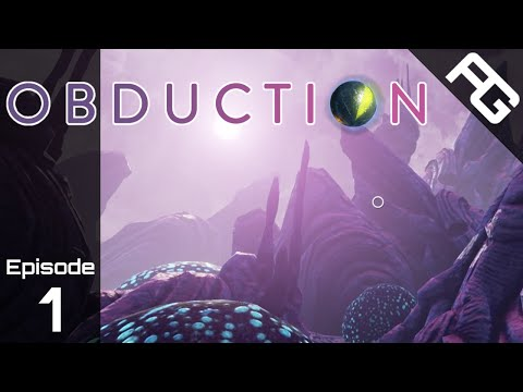 This Ain't Kansas - Obduction Full Playthrough - Episode 1 - Let's Play Obduction Blind