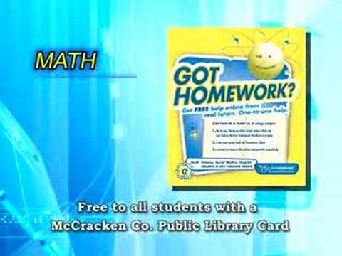 Free online homework help tutor