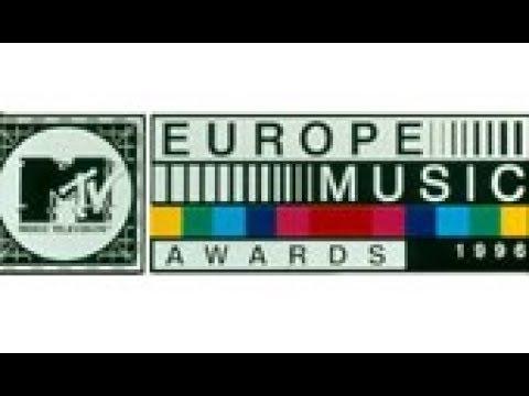 1996 MTV Europe Music Awards - Nominees & Winners