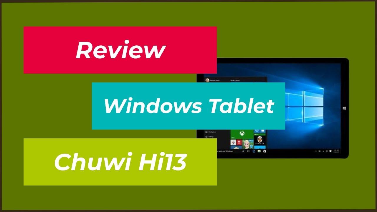chuwi hi13 das beste budget windows tablet stylus 3k. Black Bedroom Furniture Sets. Home Design Ideas