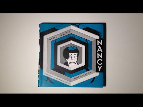 Nancy Loves Sluggo: Complete Dailies 1949-1951 By Ernie Bushmiller - Video Preview